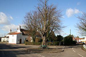 Bicker, Lincolnshire - Image: Bicker, Lincolnshire in 2008