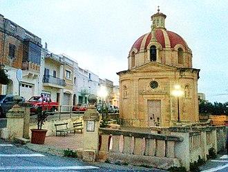 Bidnija - Bidnija Church