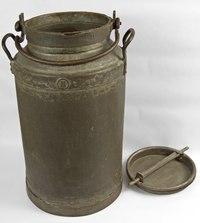 Bidone da latte - Musei del cibo - Parmigiano - 002c.tif