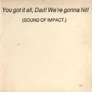 <i>Sound of Impact</i> 1987 live album by Big Black