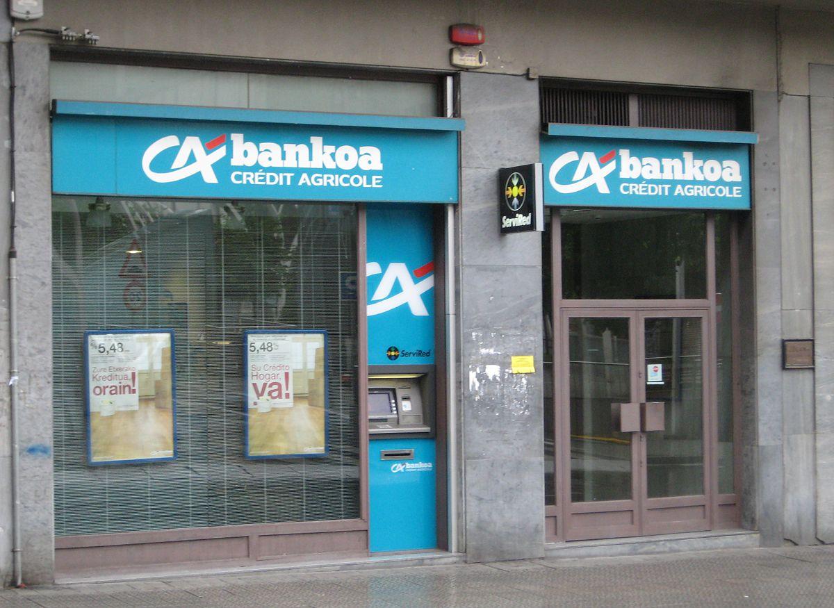 Bankoa wikipedia la enciclopedia libre for Banco bilbao vizcaya oficinas