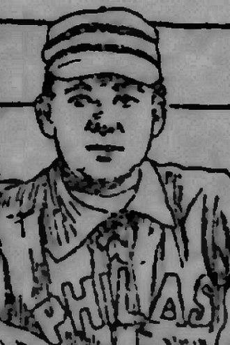 Bill Day (baseball) - Image: Bill Day 1890
