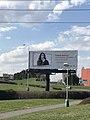 Billboard with advertisement for Televize Seznam and Sabina Slonková.jpg