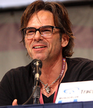 Billy Burke (actor) - Burke at WonderCon, Anaheim, California, March 30, 2013