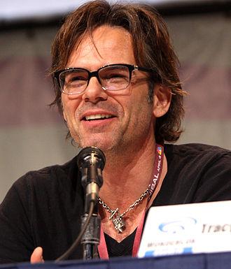 Billy Burke (actor) - Burke at WonderCon, Anaheim, California, March 30, 2013