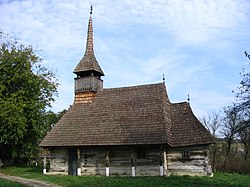 Wooden Church in Sighetu Silvaniei