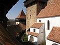 Biserica fortificată din Viscri - panoramio (6).jpg
