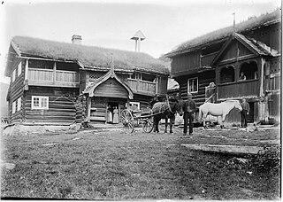 Bjølstad Farm cultural property