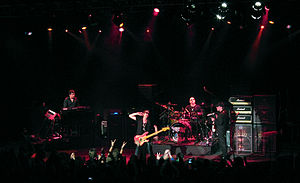 Black Country Communion - In 2011, the band toured the US and Europe in promotion of their second album.