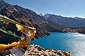 Blick auf Ringmo über den Phoksundo-See.jpg