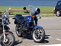 Blue BMW motorcycle.JPG