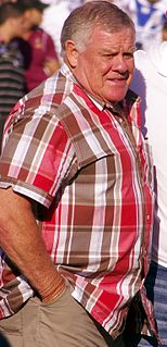 Bob McCarthy Australian rugby league player and coach