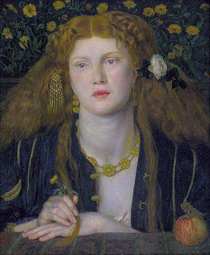 Fanny Cornforth - Bocca Baciata