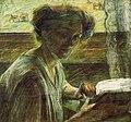 Boccioni - Portrait of a Young Woman, 1909.jpg