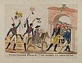 Bodleian Libraries, - Napoleon Bonaparte premier consul s'est rendu à Notre Dame pour y entendre la Sainte Messe célébrée par le Cardinal Ca 43.jpg
