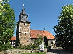 Die evangelisch lutherische Kirche von Börßum