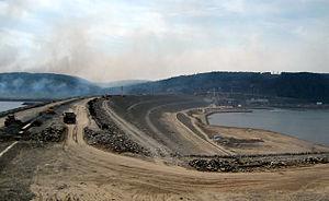 Boguchany Dam - Image: Boges 3