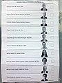 Boletim de voto das eleições presidenciais de 2016.JPG