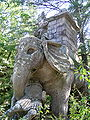Bomarzo parco mostri elefante.jpg