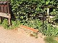 Boot scraper, Haysden Country Park - geograph.org.uk - 1051177.jpg