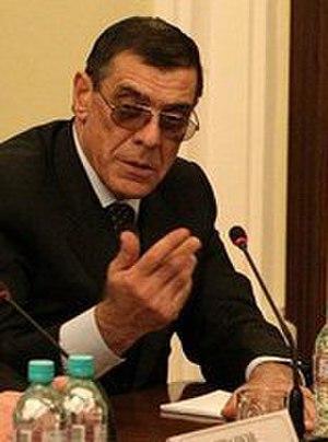 Boris Ebzeyev - Image: Boris Ebzeyev, February 2010 1