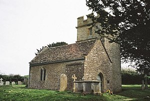 Bothenhampton - Image: Bothenhampton, old church geograph.org.uk 500502