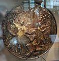 Bottega milanese, rotella con augusto e la sibilla (forse), 1550-60 ca.jpg