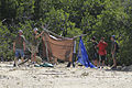 Boy Scouts camp out on South Toro Cay, Guantanamo -a.jpg