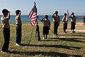 Boy Scouts teach Cub Scouts DVIDS483227.jpg