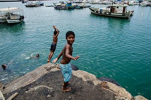 Boy in Salvador 04