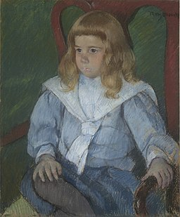 Children by Mary Cassatt