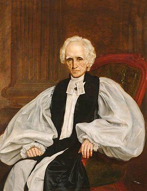 Edward Stanley (bishop) - Image: Bp Edward Stanley by Friedrich Bischoff