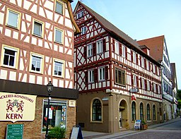 Brackenheim FachwerkHaeuser