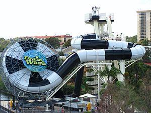 Wet 'n Wild Orlando - Brain Wash