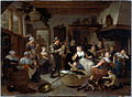 Brakenburgh, Richard - Celebration of a Birth - Google Art Project.jpg