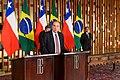 Brasil e Chile reforçam acordo de cooperação político-militar de defesa (29214913007).jpg