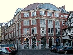 Dietrich Klagges - The SPD's Volksfreundhaus