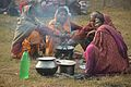 Breakfast Preparation - Gangasagar Fair Transit Camp - Kolkata 2016-01-09 8399.JPG