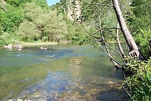 Bregalnica - Image: Bregalnica river 002