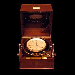 Breguet Marine chronometer, no 847