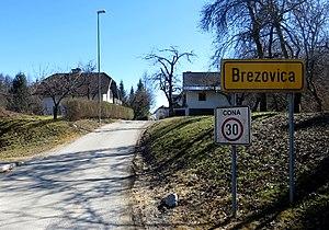 Brezovica, Radovljica - Image: Brezovica Radovljica Slovenia