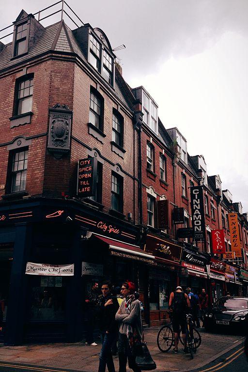 Brick Lane: File:Brick Lane, London.jpg