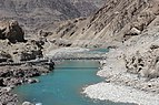 Bridge on Indus River in Ladakh 02.jpg