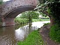 Bridge on the Bridgewater Canal - geograph.org.uk - 428445.jpg