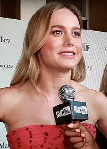 Brie Larson lors des Women In Film Crystal and Lucy Awards en 2018