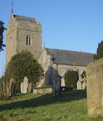 Brigham, Cumbria - St. Bridget's Church, Low Brigham