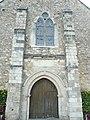 Brissarthe - Eglise - Porte.jpg