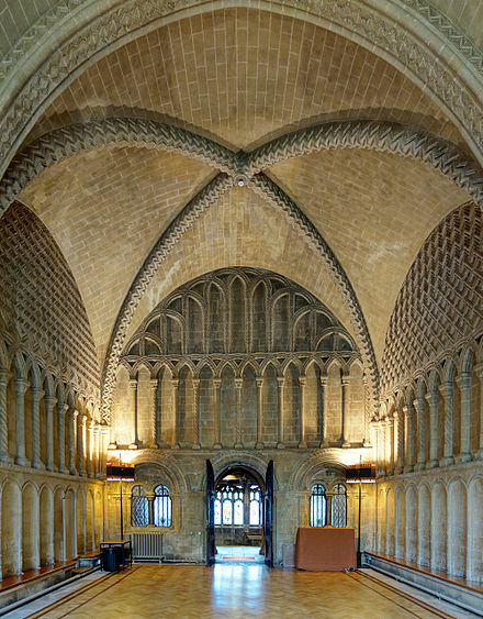 The chapter house Bristol cathedrale salle chapitre.jpg