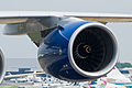 British Airways Airbus A380-841 F-WWSK PAS 2013 04 Trent 970 engine.jpg