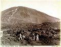 Brogi, Carlo (1850-1925) - n. 10431 - Vesuvio, colata di lave del 1895.jpg